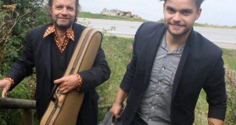 Jochen og Tristan Musik på tværs af generationerne