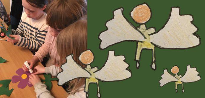 Den 15. september starter sæsonen for Børnekirke i Sæby kirke. Tag familien med og nyd nogle hyggelige timer i selskab med andre børnefamilier.