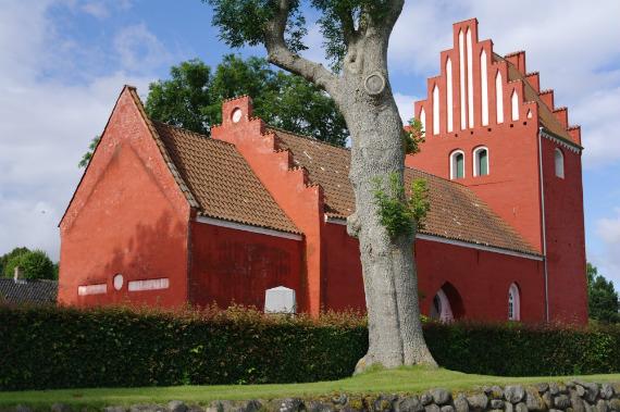 Gershøj kirke, Sæby-Gershøj sogn, Lejre provsti