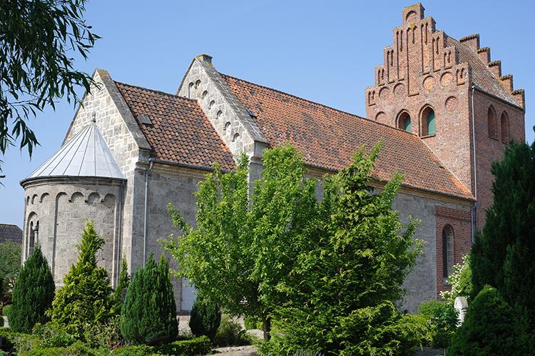 Kr. Sonnerup kirke