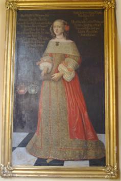 Maleri i Sæby kirke